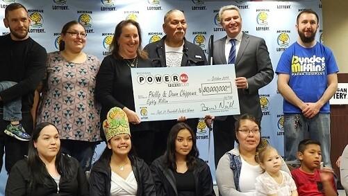 Chippewa family wins Powerball
